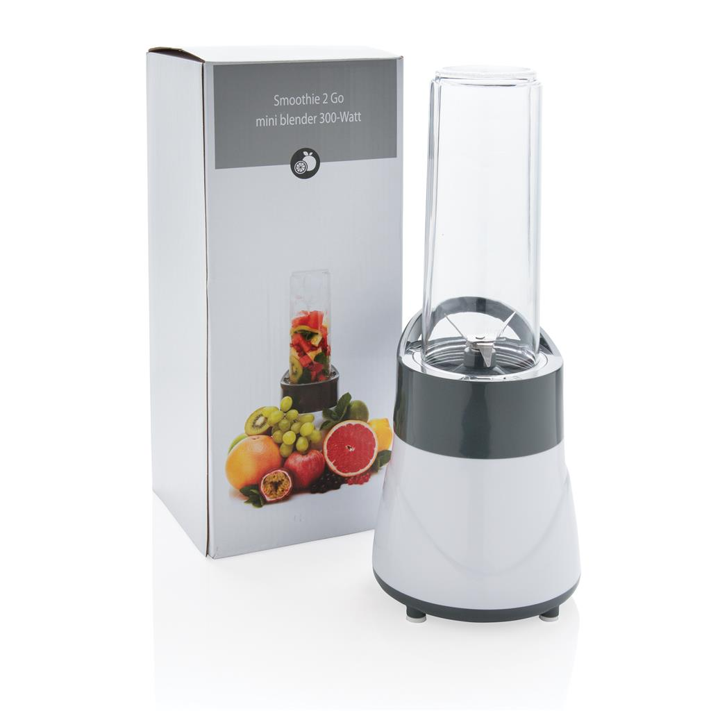 Smoothie 2 Go mini blender | 300W | Met 550 ml Tritan fles